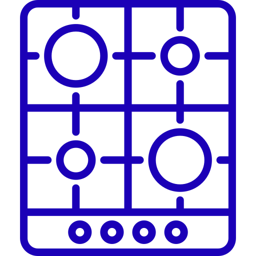 electric-stove-blue