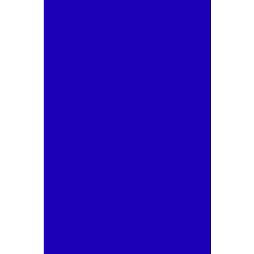refrigerator-blue